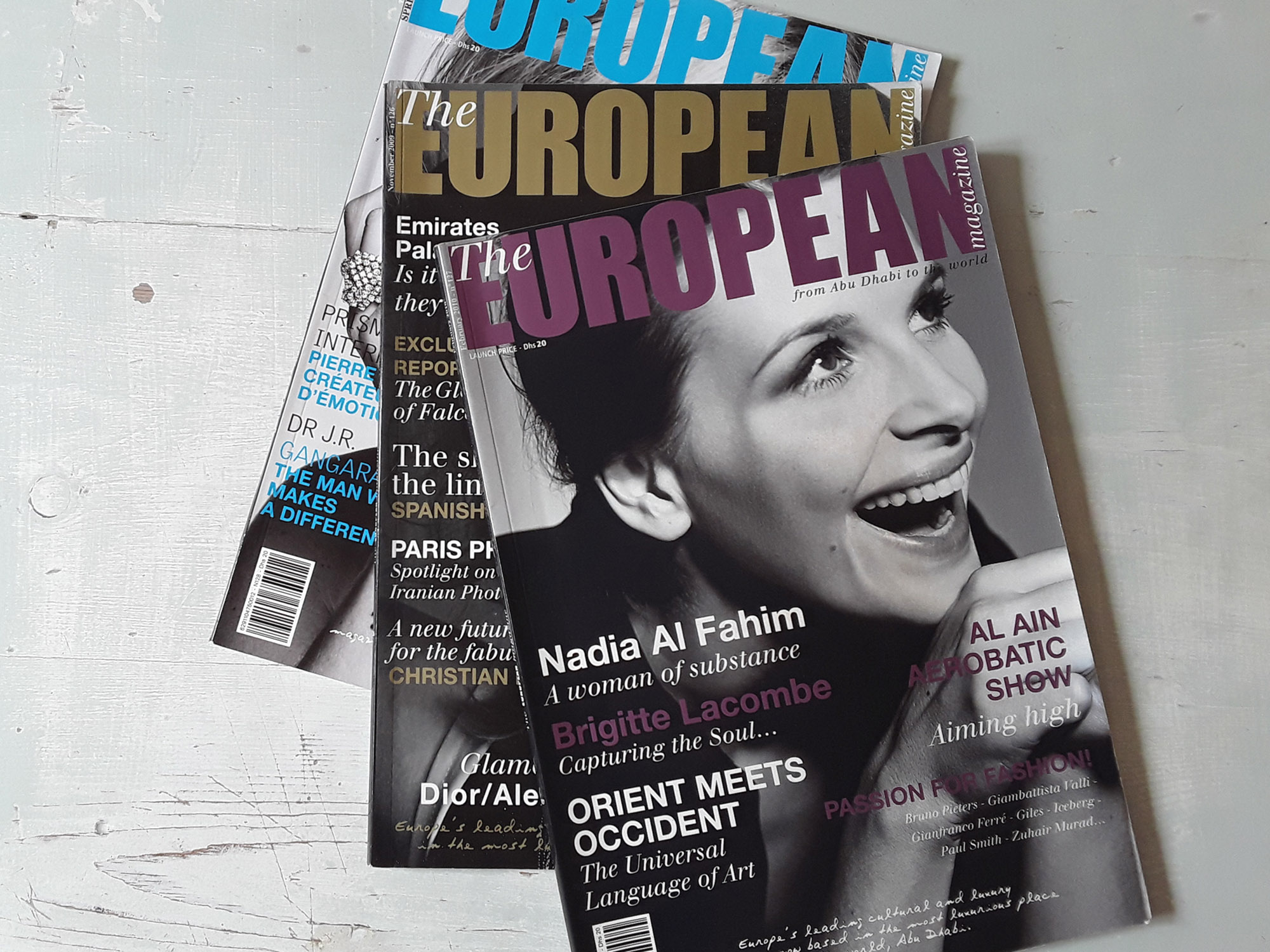 The European Magazine