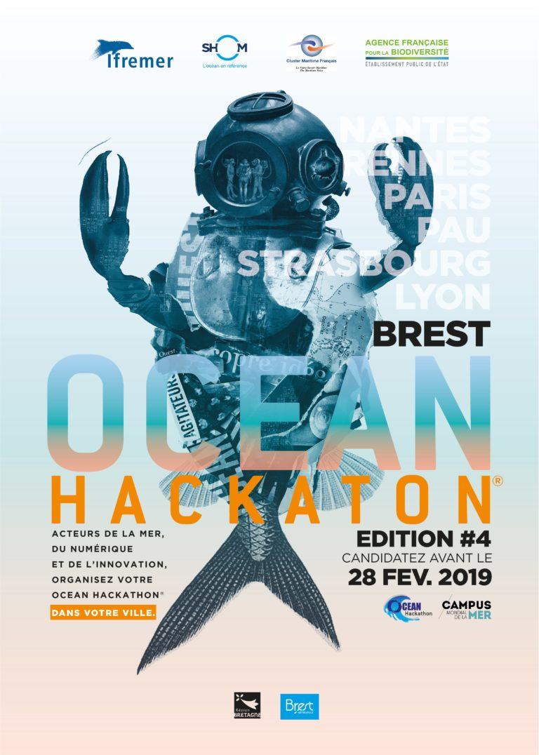 OCEAN HACKATHON #4